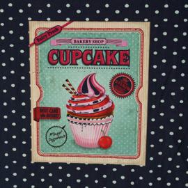 STENZO Paneel / Cupcakes