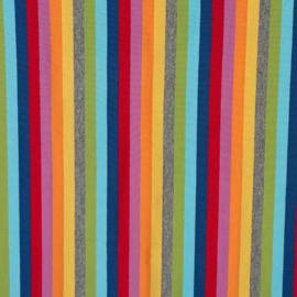 Regenboog strepen