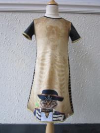 DIY pakket jurk piraat poes