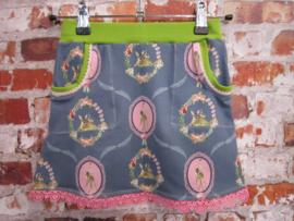 DIY pakket Linda hertje in rozet