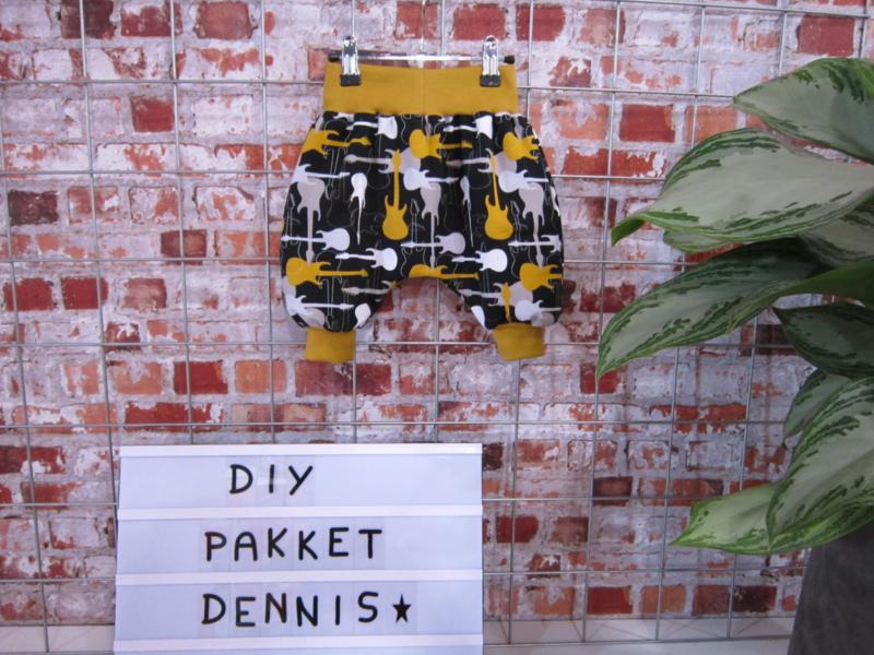 DIY pakket Dennis gitaar/ muziek