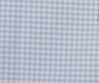 blauw en witte vierkantjes