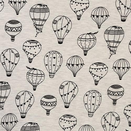Jogging Luchtballonnen