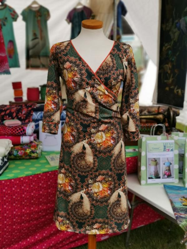 DIY pakket Louise bohemian green
