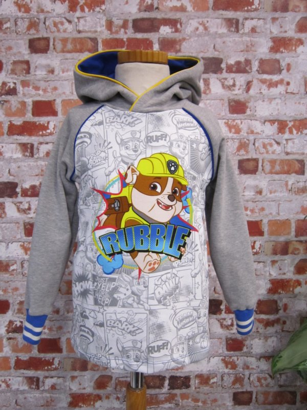 DIY pakket Paw Patrol Sweater Rubble