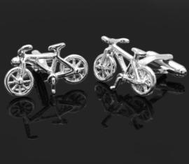 Manchetknopen fiets