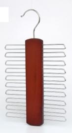 Stropdas hanger hout B-keus