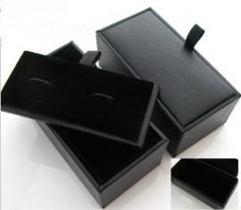Giftbox 1 paar manchetknopen