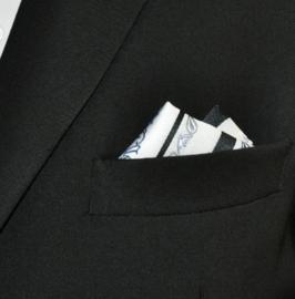Pochet Black Grey