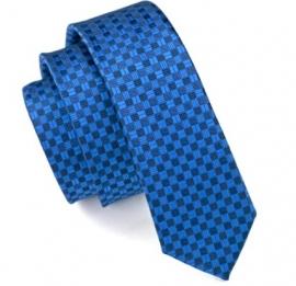 Slimfit stropdas Midnight Blue