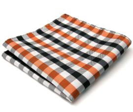 Pochet Orange Block