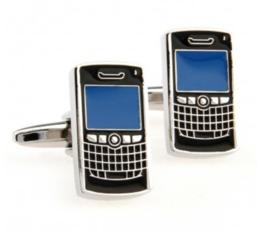 Manchetknopen mobiele telefoon