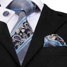 Luxe stropdas sets