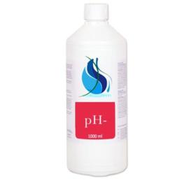 Vloeibare pH min