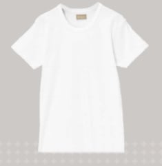 BABIDU - basic wit t-shirt