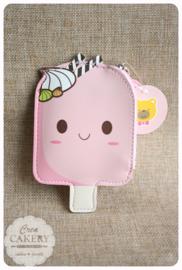 Kawaii ijsjes portemonnee ~ Slagroom