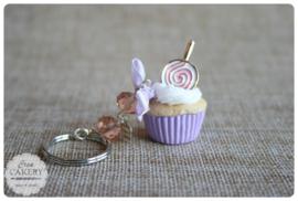 Lila xl Cupcake #1