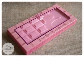 I heart make up ~ Chocolate ~ Pink Fizz bar oogschaduw