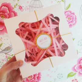 Sweetbox stationery