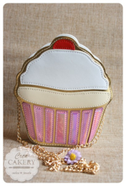 Cupcake tas Holographic