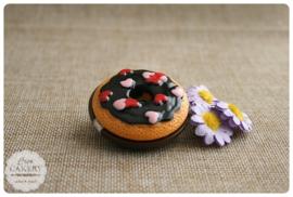 Donut lipgloss kersen