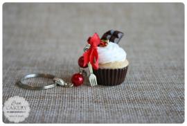 Choco xl cupcake #1