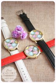 Cupcake horloge