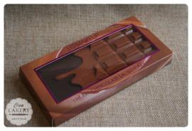 I heart make up ~ Chocolate ~ Salted Caramel bar oogschaduw
