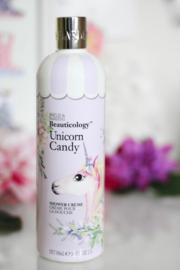Unicorn candy shower creme