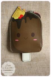 Kawaii ijsjes portemonnee ~ Choco
