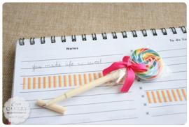 Lolly pen