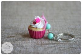 Roze xl cupcake #2