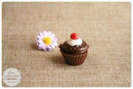 Cupcake lipgloss kokos