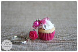 Roze xl cupcake #1