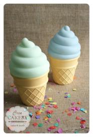 Mini ijsjeslamp mint