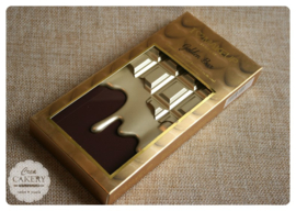 I heart make up ~ Chocolate ~ Golden bar oogschaduw
