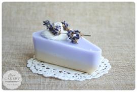 Lavendel taartje