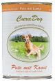 Bio-hondenvoeding Reico kalkoen met kalmut, schorseneer en lijnolie
