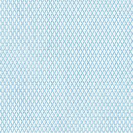 Agora Diamante Celeste 1419 buitenstof per meter, stof voor tuinkussens, terraskussens, palletkussens, plofkussens, zitzakken waterafstotend, kleurecht