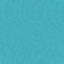 Agora Lisos Turkis 3721 buitenstof per meter, stof voor tuinkussens, terraskussens, palletkussens, plofkussens, zitzakken waterafstotend, kleurecht