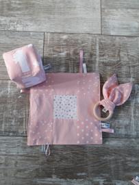 kadopakketje roze nieuw