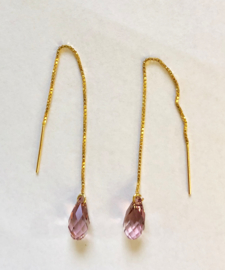 14kt Goldfilled oorhangers
