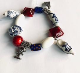 Armband met Nederlandse beeld