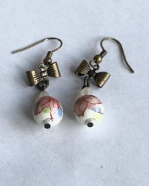 Vintage oorhangers