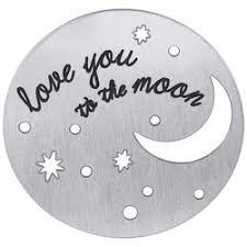 Disc Love you to the moon