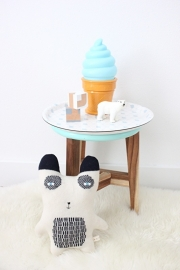 Ice Cream Lamp blue 25 cm Petit Monkey