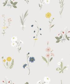 Behang Kinderkamer Wild Flowers
