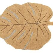 Vloerkleed Kinderkamer Monstera Leaf Honey Lorena Canals