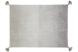 Vloerkleed Kinderkamer Degrade Grey - Dark Grey