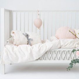 Kussen Kinderkamer - Sea Shell Blossom Pink